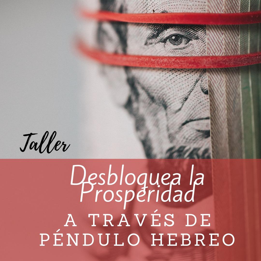 Desbloquea la Prosperidad con Péndulo Hebreo
